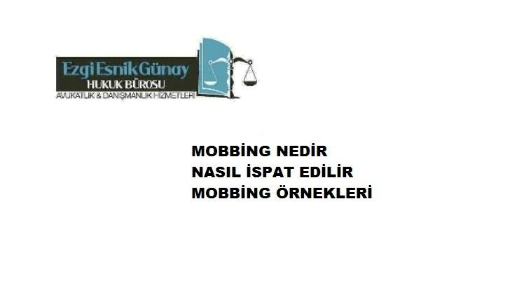 mobbing nedir
