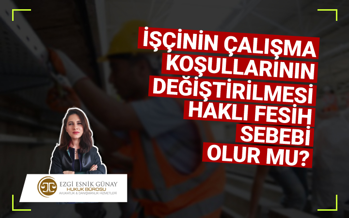 İŞ DAVASI